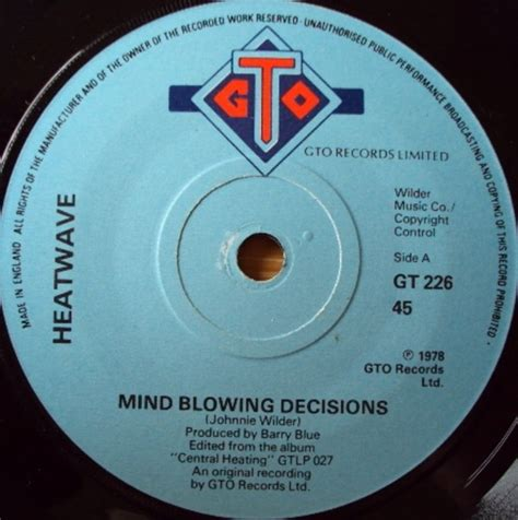 heatwave mind blowing decisions records lps vinyl and cds musicstack