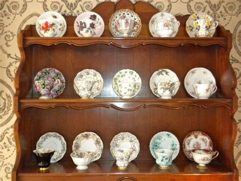 tea cup shelf 27 best images about tea cup shelf on