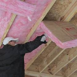 Ceiling Exhaust by Savings Project Insulate And Air Seal Floors Over