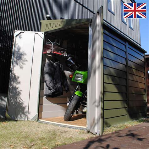 sotoyashop  outdoor storage sheds motorcycle  bicycle storage united kingdom england