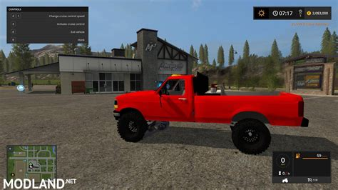 ford powerstroke beta mod farming simulator