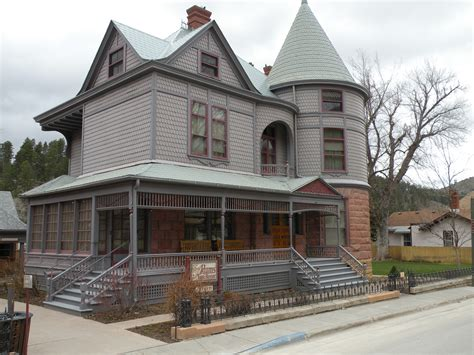 House Deadwood by Leescott58 S Weblog Book Spooky Creepy