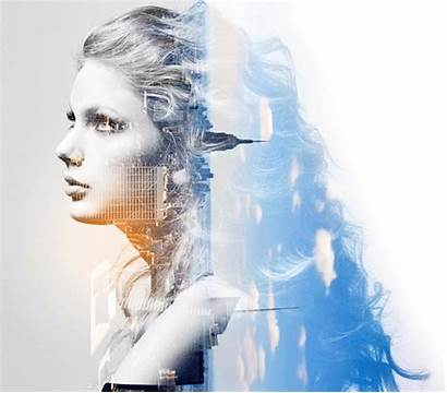 Cinemagraph Double Exposure Photoshop Cool Action Animated