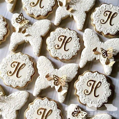 cookies initial monograms images  pinterest
