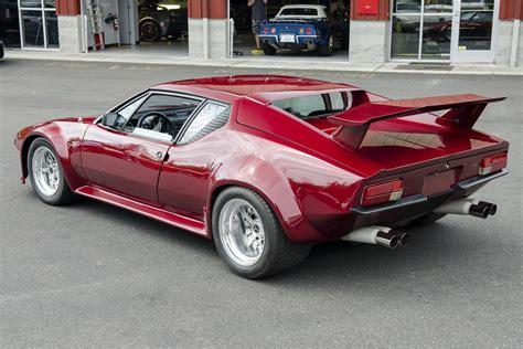 1971 De Tomaso Pantera Custom Coupe