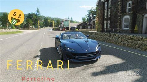 We do some fh4 customization and toss in a ferrari fxxk. 600 CV | Ferrari Portofino 2020 | Forza Horizon 4 | P&Tgaming7 - YouTube