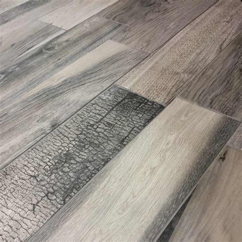 gray plank tile rosin gray wood 15x90cm glazed porcelain tile by yurtbay