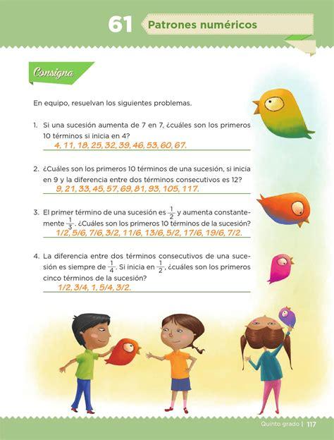 Published on aug 6, 2018. Respuestas De Libro De Matematicas 5 Grado - Libros Famosos