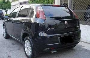 Fiat Punto Elx 1 4  Flex  2008  2008 - Sal U00e3o Do Carro