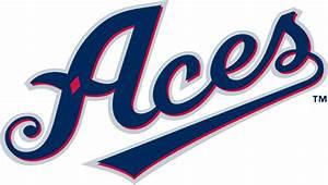 Reno Aces Wordmark Logo Pacific Coast League Pcl