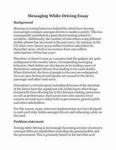 Drinking And Driving Persuasive Essay How To Write A Thesis  Drinking And Driving Persuasive Essay