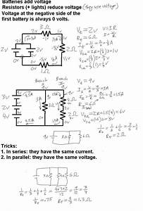 Types Of Circuits Worksheet Answers
