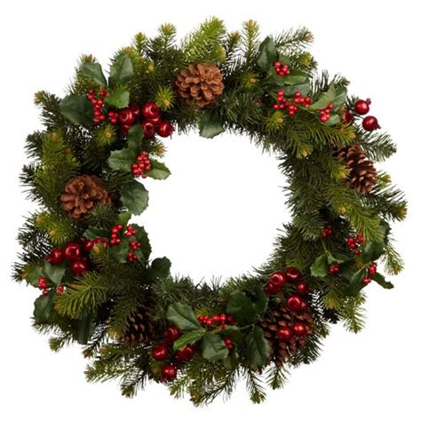 christmas wreaths housetohome co uk