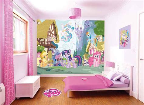 dormitorios infantiles decorados con mi pequeño pony dormitorios colores y estilos