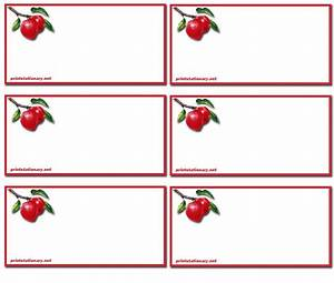 make printable address book red apple kids printable With free address label templates for mac