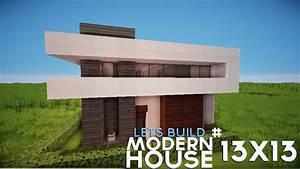 Plot House Tutorial: 13x13 Modern House - YouTube