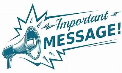 Important Message Leave Disaster Catholic Forward Clocks