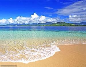 Fond Ecran Mer : tlcharger fond d 39 ecran paysage plage mer fonds d 39 ecran ~ Farleysfitness.com Idées de Décoration