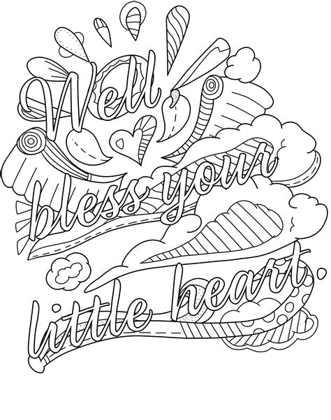 Swear Word Coloring Pages Free Swear Word Printable Page Archives Thiago Ultra