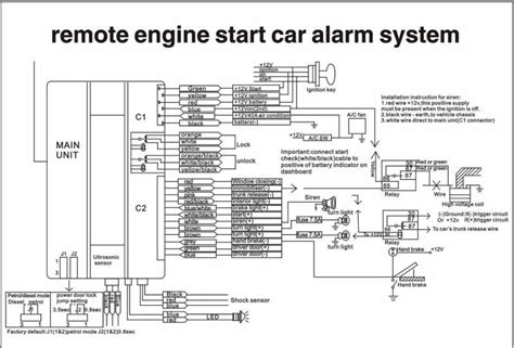 Viper Remote Start Wiring Diagram