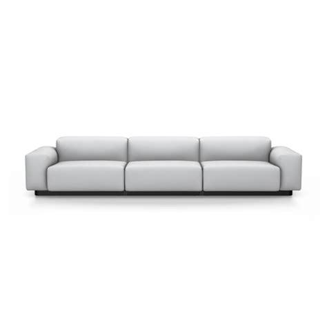 Divani Vitra by Vitra Divano A Tre Posti Soft Modular Sofa Myareadesign It