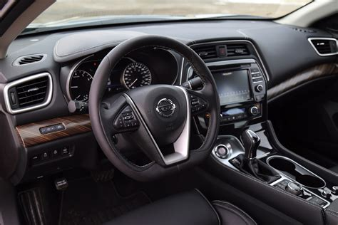 2016 Nissan Maxima Interior by Review 2016 Nissan Maxima Platinum Canadian Auto Review