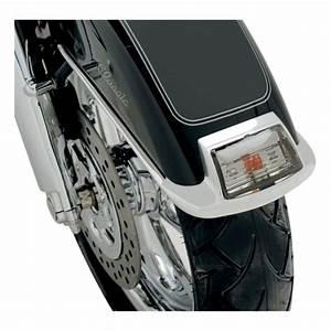Drag Specialties Front Fender Tip Light For Harley Fl 1999