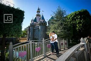 Disneyland Engagement Photography | Stephanie & Stephen ...