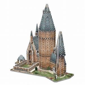 wrebbit puzzle 3d nos produits poudlard tm grande salle With plan maison avec tour 17 wrebbit puzzle 3d nos produits chateau de neuschwanstein