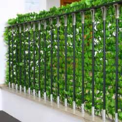 sichtschutz balkon pflanzen sichtschutz windschutz verkleidung f r balkon terrasse zaun gartengestaltung ideen modern