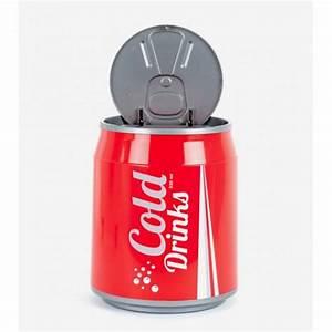 Poubelle En Forme De Canette De Coca Coussin Pour