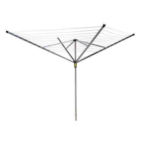 minky  easy breeze outdoor umbrella clothesline