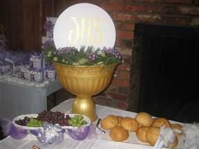 utopia party decor first communion party decor