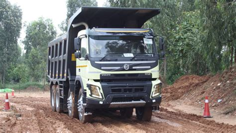 new volvo commercial volvo launches new truck range in india motown india
