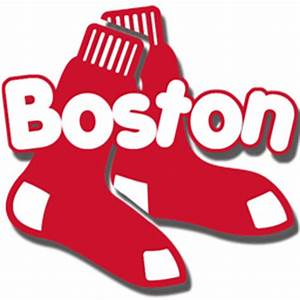 Transparent Red Sox Logo