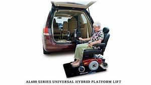 Harmar Al600 Universal Hybrid Platform Lift Installation Guide