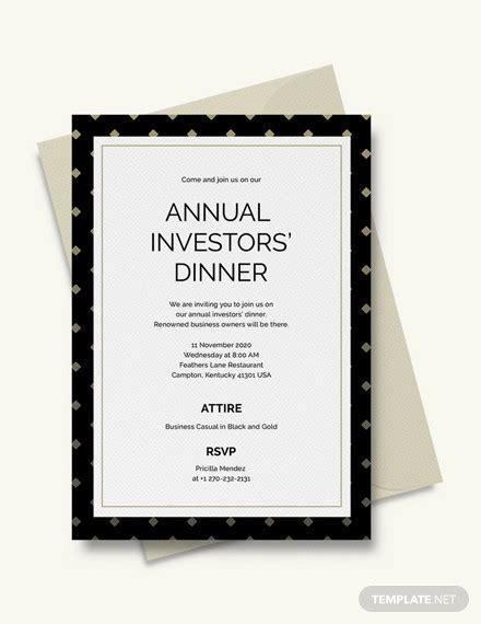 business invitations psd ai vector eps