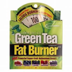 Irwin Naturals Green Tea Fat Burner - 30 Gelcaps