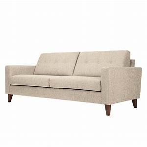 Sofa 3 Sitzer Günstig : sofa cooper 3 sitzer webstoff stoff kiara beige grau i studio copenhagen sofas g nstig kaufen ~ Bigdaddyawards.com Haus und Dekorationen