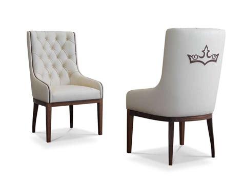 chaises capitonnées chaise capitonnee cuir