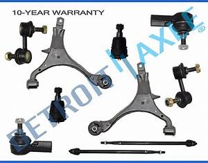 Brand New 10pc Complete Front Suspension Kit For 2002