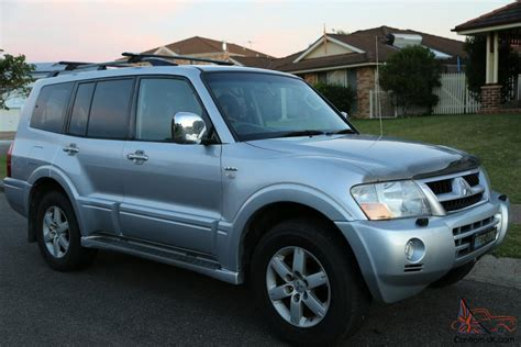 automobile air conditioning service 2005 mitsubishi pajero spare parts catalogs mitsubishi pajero exceed lwb 4x4 2005 4d wagon 5 sp auto sports mod 3 8l in swansea nsw