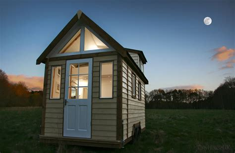 Images Of Tiny Houses, Custom Built For Clients In The Uk