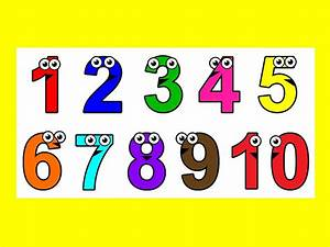 """Sing to 10"" - Learn Counting Numbers 1 to 10, Baby ..."
