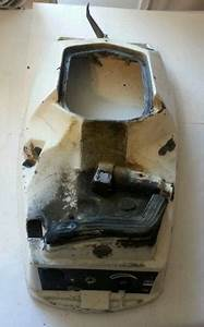 1989 Evinrude Johnson 9 9 Hp Cowl Lower Cover Cowling With
