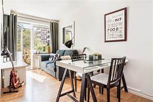 Sunny, Tiny, Ground, Floor, Apartment, With, Complementary, Outdoor, Living, Space