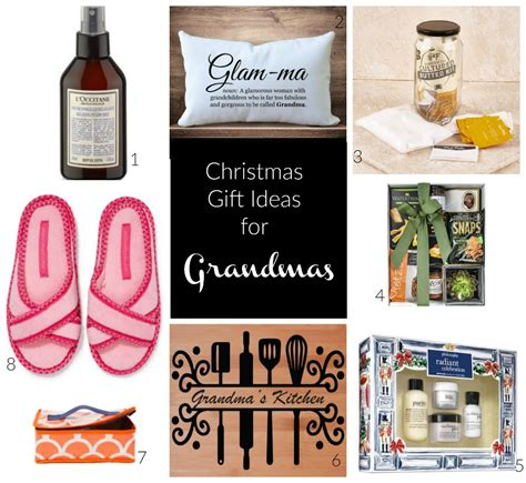 christmas gift ideas for grandparents and great