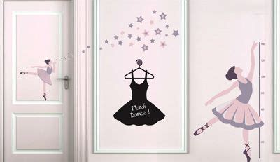 une chambre de danseuse design stickers and appareils photos on