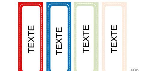 logiciel organisation bureau imprimer les étiquettes pour vos classeurs
