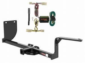 Curt Class 1 Trailer Hitch  U0026 Wiring For Hyundai Accent And